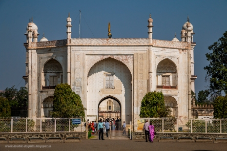 Bibi Ka Maqbara Gate